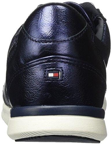 Tommy Hilfiger Damen S1285kye 1z Sneaker Blau (Midnight)