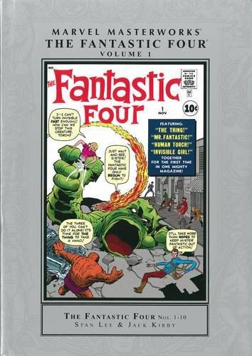 Marvel Masterworks: The Fantastic Four Volume 1 (New Printing) por Stan Lee