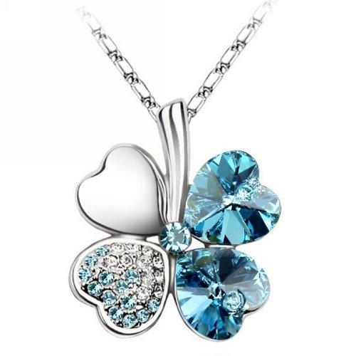 merdia-vierblaettriges-kleeblatt-herzfoermige-swarovski-elemente-kristall-halskette-16-5-erweintern-