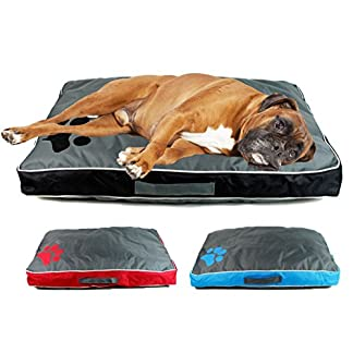 GEEZY Waterproof Dog Pet Cat Bed Mat Cushion Mattress Double Sided Washable Cover 51Ah1f4MsPL