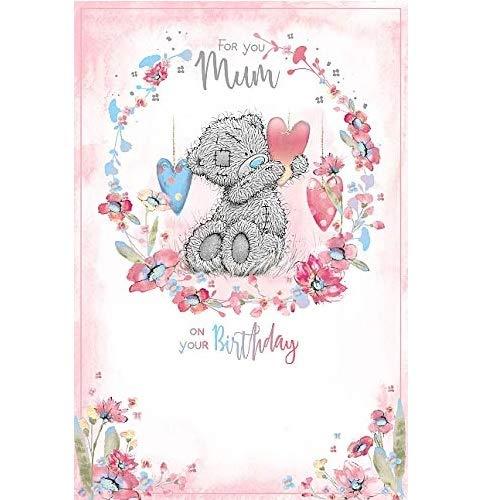 Mum Me to You Bär Teddy Geburtstagskarte