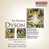 Dyson: Violinkonzert/ Concerto Leggiero/+