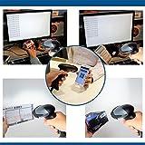Eyoyo Marke EY-001 QR Barcode Scanner Wired Handheld 1D 2D USB CCD Barcode Für Mobile Zahlung Computer Bildschirm Scan (EY-001)