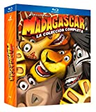 Madagascar (Trilogía) [Blu-ray]