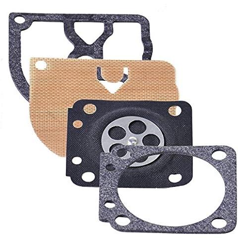 Carburatore Repair kit di ricostruzione a membrana Guarnizione per STIHL 024 MS240 MS260 026 Chainsaw - Membrana Rebuild Kit