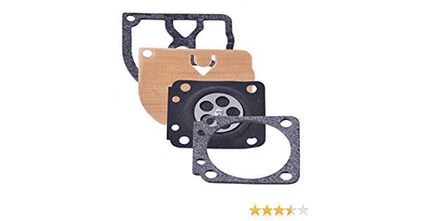 Vergaser Reparatursatz Reparatur Rebuild Membran Dichtung Kit Für Stihl 024 Ms240 026 Ms260 Kettensäge Baumarkt