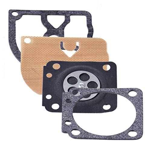 Kit de garniture de diaphragme de réparation de réparation de carburateur pour la scie à chaîne STIHL 024 MS240 026 MS260