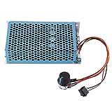 Controlador de velocidad - 10-50V 100A 5000W DC Controlador de velocidad del motor PWM Control Switch Governor