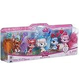 Disney Princess 31740Palace Pets Spielfiguren, mit Flauschigen Schwänzen, 5Stück