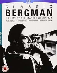 Classic Bergman - 5 Disc Set [Blu-ray] [1946]