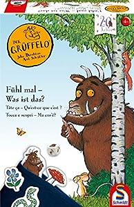Schmidt Spiele 40588 Der Grüffelo Fühl Mal-Was ist Das - Juego de Mesa (Contenido en alemán)