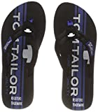 TOM TAILOR Jungen 4870302 Sandalen, Schwarz (Black-Royal), 34 EU