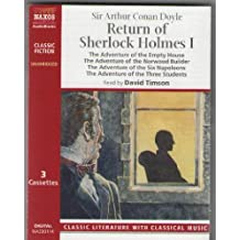 Return of Sherlock Holmes 1: The Adventure of the Empty House and Other Stories