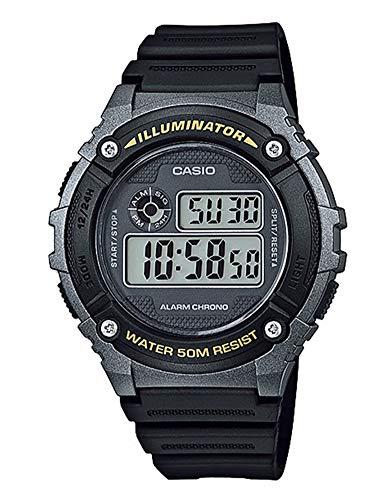Casio Collection Unisex Armbanduhr W-216H-1BVEF