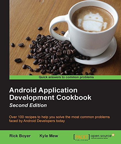 Android Application Development Cookbook - Second (Application Development Cookbook)