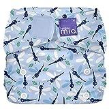 Bambino Mio, miosolo all-in-one reusable nappy, dragonfly daze