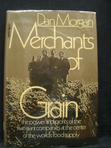 Merchants of Grain: The Power and Profits of the Five Giant Companies at the Center of the World's Food Supply by Daniel Morgan (1979-06-11) Viking Power Supply
