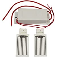 Haljia 12/V48/W filaire MCH M/étal Ceramic heater plate /Él/ément chauffant 40/mm x 40/mm