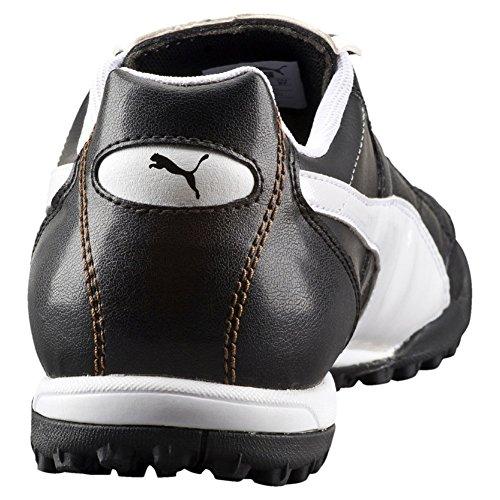 Puma Classico TT Multinocken Fußballschuhe 103338-0001 Black/White
