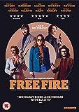 Locandina Free Fire [Edizione: Regno Unito]