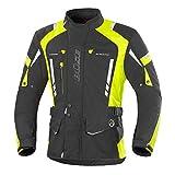 Büse Torino Pro Motorrad Textiljacke XL Schwarz/Neon/Gelb