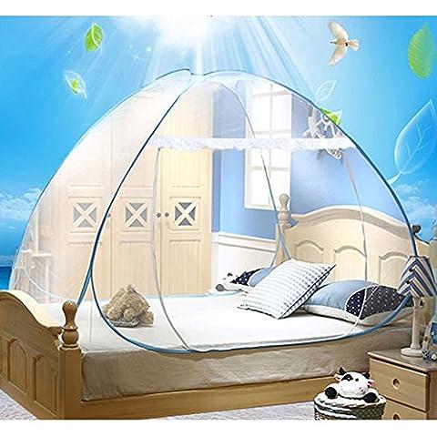 Outdoor oder Indoor Mosquito Net Kashang Mongolian Popup Dome Zelt