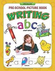 Writing ABC Small Letters  (Pre-School Picture Books)