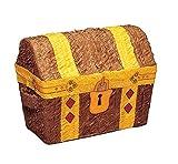 Amscan - Piñata en forma de cofre del tesoro