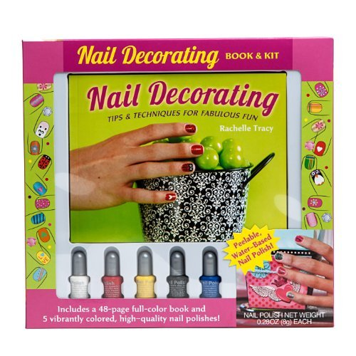 Nail Decorating Book & Kit by Not Available (NA) (2011-09-04)