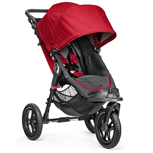 Baby Jogger City Elite Single, Red