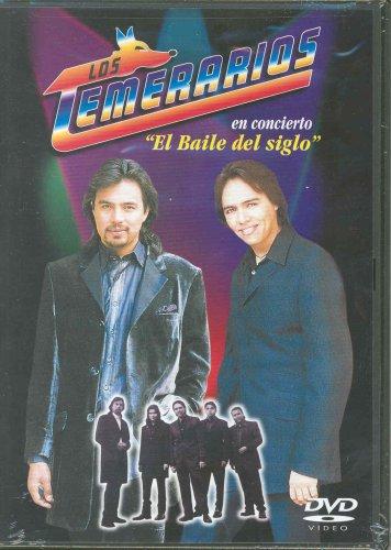 Los Temerarios En Concierto - [Dvd] Latin American Import