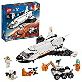 LEGO -La Navette Spatiale City Jeux de Construction, 60226, Multicolore