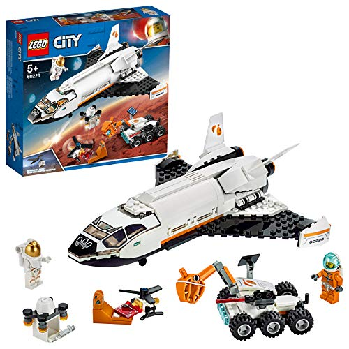 LEGO City Space Port Juguete Construcción