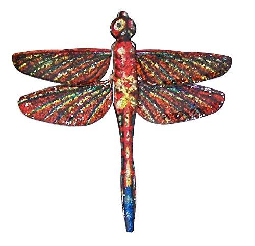 Billig Childrens Fancy Dress - Dragonfly Brooch Pin Fancy Dress
