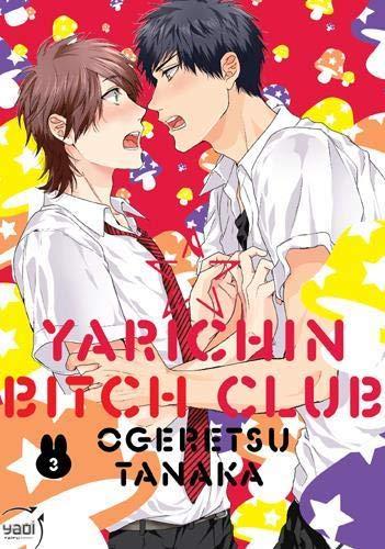 Yarichin Bitch Club Edition simple Tome 3
