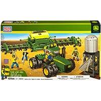 Mega Bloks John Deere Seeding Crew