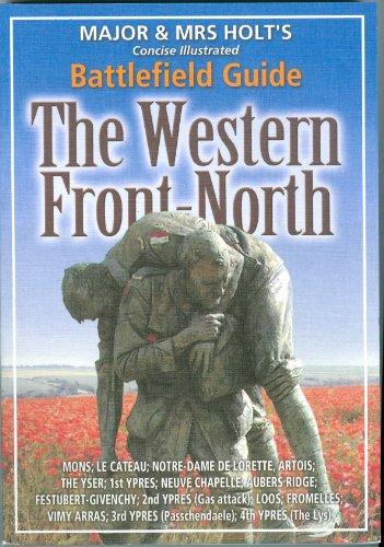 major-mrs-holts-concise-guide-western-front-north-mons-le-cateau-notre-dame-de-lorette-first-ypres-n
