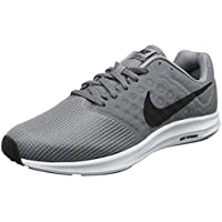 info for ce60c d8e60 Nike Downshifter 7, Men s Running, Grey (Stealth black-cool Grey-