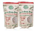 Slimdown360 Sweet Potato Pasta - Maccheroni Gomiti - Paleo - senza glutine - Vegan - 2 pezzi (2 x 8,8 once)