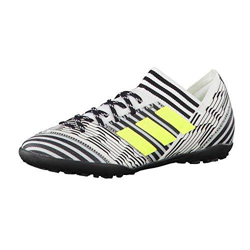 adidas Nemeziz Tango 17.3 TF Fußballschuh Kinder Mehrfarbig (Ftwr White/solar Yellow/core Black)