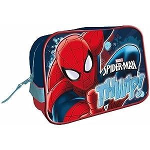 Neceser Cuadrado Spiderman Mavel