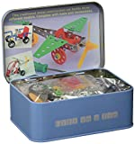 Mini Mechanic Construction Set Gift In A Tin - Apples To Pears - amazon.co.uk