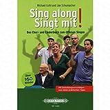 Sing along - Singt mit - arrangiert für Gemischter Chor [Noten/Sheetmusic]