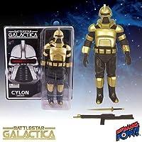 Battlestar Galactica Cylon Commander 8-Inch Action Figure