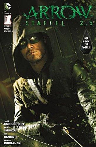 Arrow (Comic zur TV-Serie): Staffel 2.5: Bd. 1: Die Rückkehr von Brother Blood