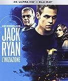 Jack Ryan - L'iniziazione (4K Ultra HD + Blu-Ray Disc)