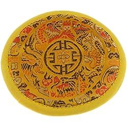 Almohada Cojín de Cuenco Tibetano Diámetro 12cm