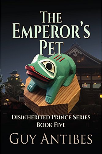 The Emperor's Pet (The Disinherited Prince Series Book 5) (English Edition)