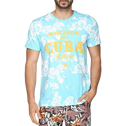Stop By Shoppers Stop Mens Round Neck Printed T-Shirt