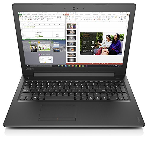 Lenovo IdeaPad 310 AMD Black